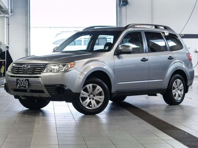 2009 SUBARU FORESTER 2.5 X at in Kelowna, British Columbia