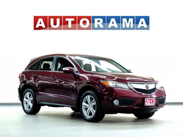 2013 Acura RDX TECH PKG NAVIGATION AWD LEATHER SUNROOF BACK UP in North York, Ontario