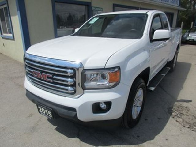 2015 GMC Canyon LIKE NEW SLE EDITION 4 PASSENGER 3.6L - V6.. 4X in Bradford, Ontario