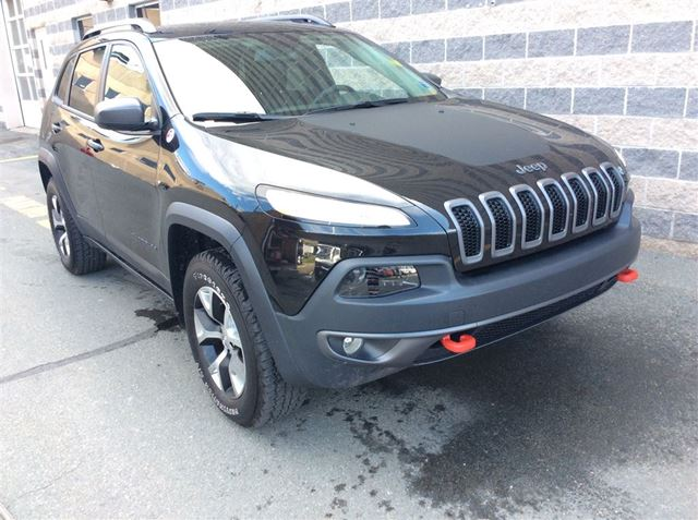2016 Jeep Cherokee Trailhawk in Dartmouth, Nova Scotia