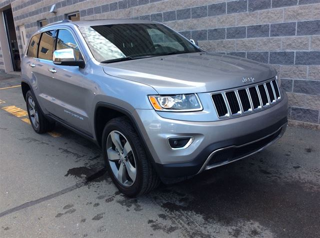 2016 JEEP GRAND CHEROKEE Limited in Dartmouth, Nova Scotia