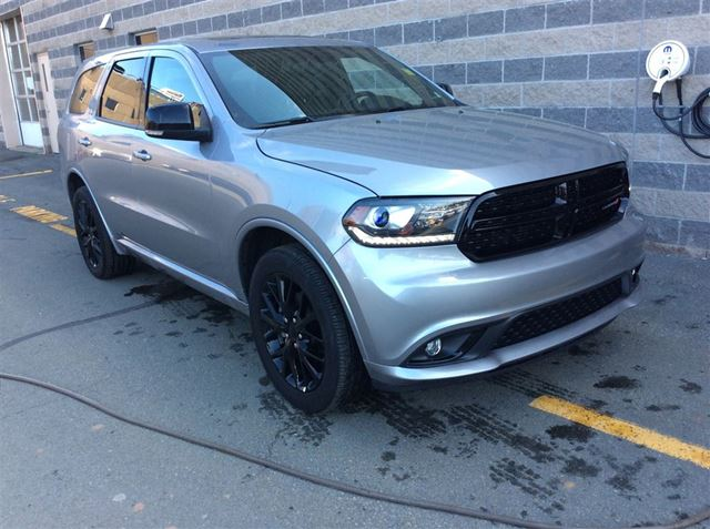 2016 Dodge Durango Limited in Dartmouth, Nova Scotia