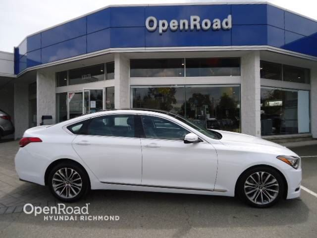 2015 HYUNDAI GENESIS Technology- FINANCE AS LOW AS 0.90% in Richmond, British Columbia