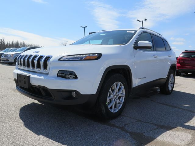 2016 Jeep Cherokee North in Orillia, Ontario