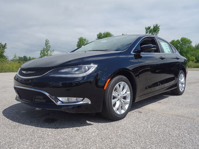 2016 Chrysler 200 C in Orillia, Ontario