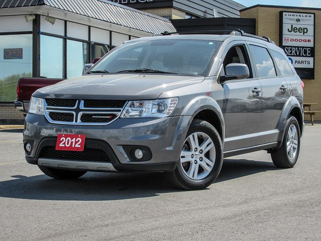 2012 Dodge Journey SXT V6 in Orillia, Ontario