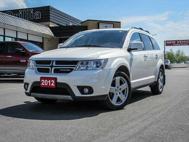 2012 Dodge Journey SXT in Orillia, Ontario