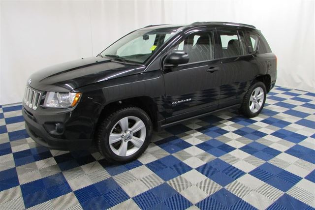 2011 JEEP COMPASS Sport North/ALLOY WHEELS/CRUISE/GREAT PRICE! in Winnipeg, Manitoba