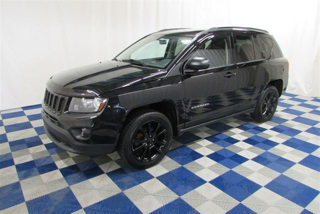 2012 JEEP COMPASS Sport Nort 4X4/KEYLESS ENTRY/ALLOYS/HTD SEATS in Winnipeg, Manitoba