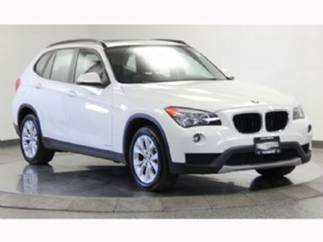 2014 BMW X1 AWD xDrive28i x Line with Wear Protection in Mississauga, Ontario