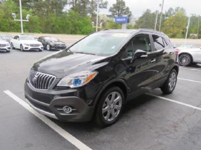 2014 BUICK ENCORE FWD 4dr Leather in Mississauga, Ontario