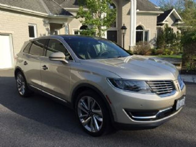 2017 Lincoln MKX AWD 3.7 Liter ~Employee Priced~ in Mississauga, Ontario
