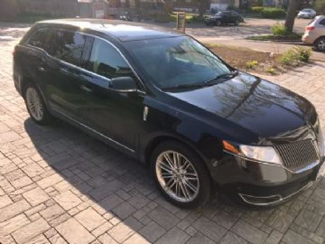 2014 Lincoln MKT 4dr Wgn AWD EcoBoost in Mississauga, Ontario