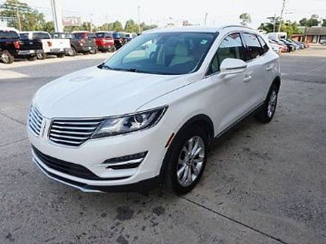 2015 Lincoln MKC Select AWD in Mississauga, Ontario
