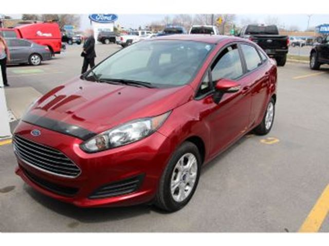 2015 Ford Fiesta SE 201A Package in Mississauga, Ontario