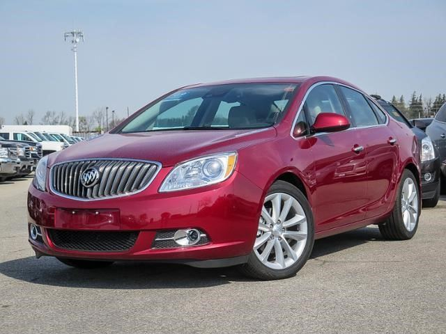2017 BUICK VERANO Leather Group in Guelph, Ontario