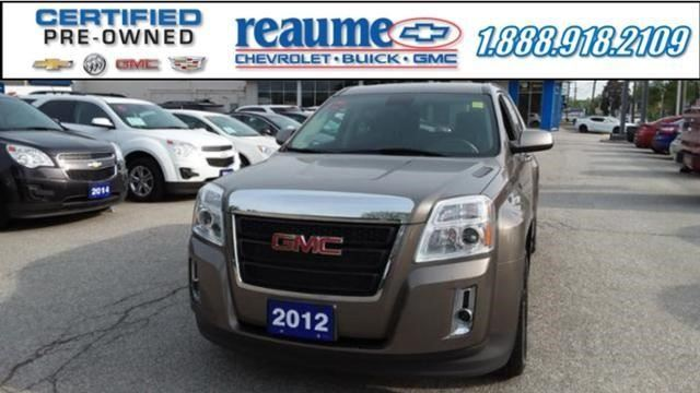 2012 GMC TERRAIN SLE-1 in Windsor, Ontario