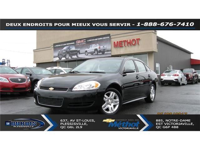 2011 Chevrolet Impala LT in Plessisville, Quebec