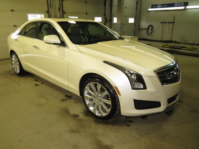 2014 Cadillac ATS Luxury AWD in Alma, Quebec