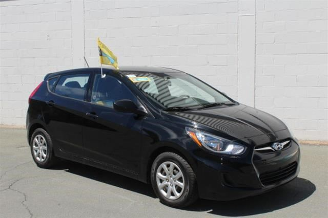 2013 HYUNDAI ACCENT GL in St John's, Newfoundland And Labrador