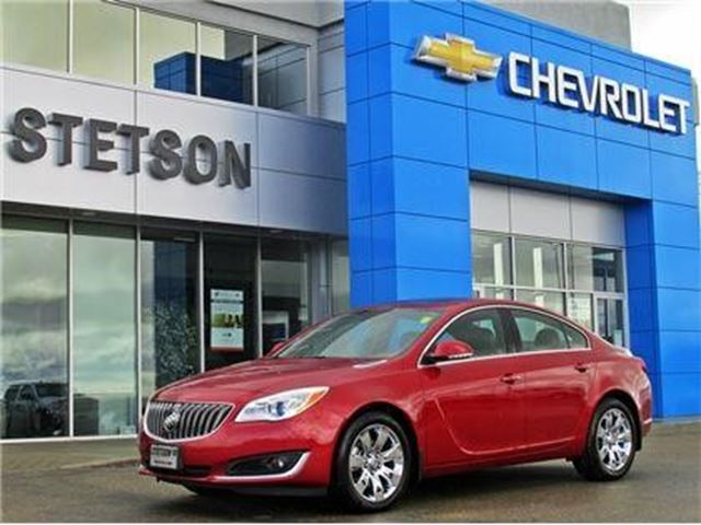2015 BUICK REGAL Turbo Premium I in Drayton Valley, Alberta