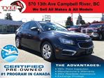 2015 Chevrolet Cruze 2LS in Campbell River, British Columbia