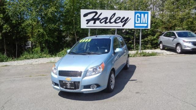 2011 Chevrolet Aveo LT in Sechelt, British Columbia