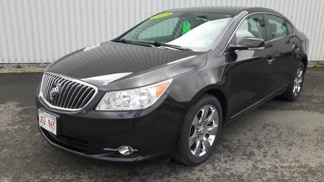 2013 Buick LaCrosse Luxury in Edmundston, New Brunswick