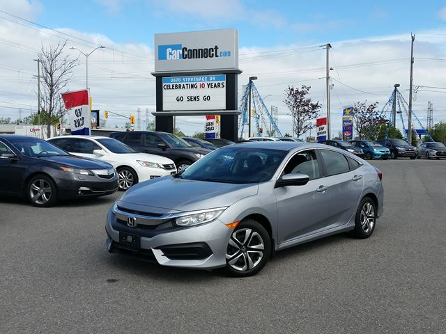 2016 HONDA CIVIC ONLY $19 DOWN $64/WKLY!! in Ottawa, Ontario