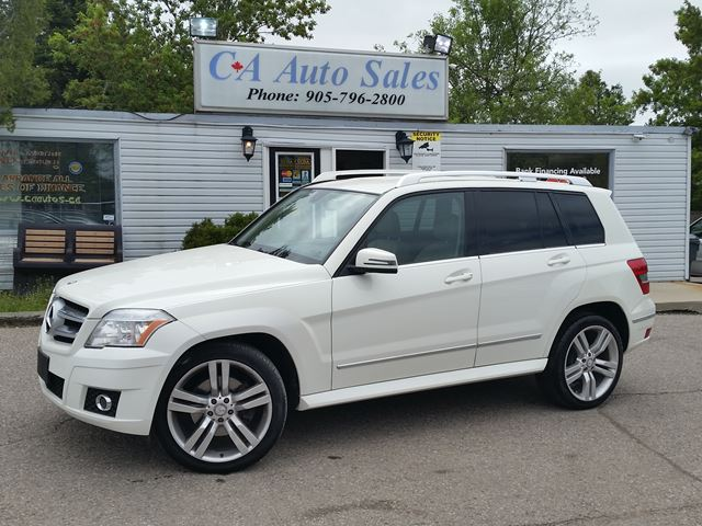2010 Mercedes-Benz GLK-Class GLK SOLD MORE COMING in Brampton, Ontario
