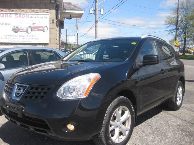 2008 NISSAN ROGUE 2008 Nissan Rogue AWD/ LTHR/ROOF 12.WRTY+SAFETY $5990 in Ottawa, Ontario