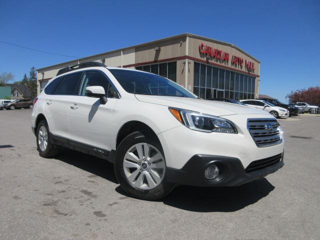 2015 Subaru Outback 2.5i TOURING, ROOF, BT, HTD. SEATS, 32K! in Stittsville, Ontario