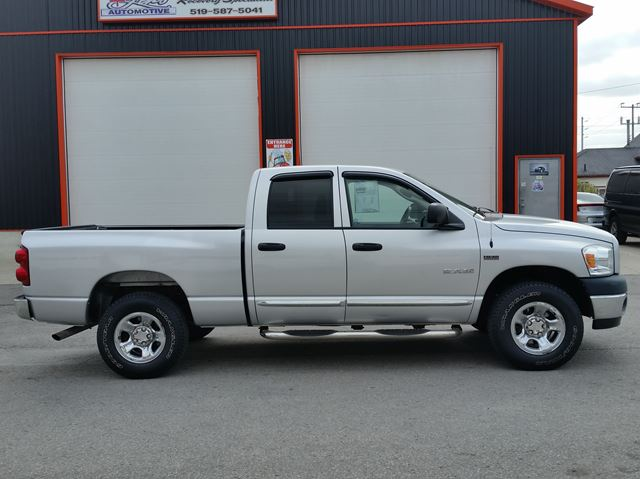 2008 Dodge RAM 1500 Big Horn 4x4 in Jarvis, Ontario