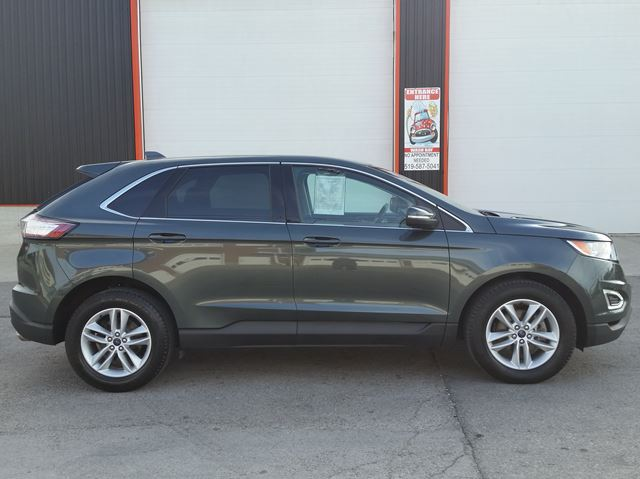 2015 Ford Edge SEL ECOBOOST FWD in Jarvis, Ontario