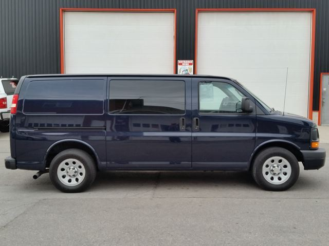 2012 Chevrolet Express 1500           in Jarvis, Ontario