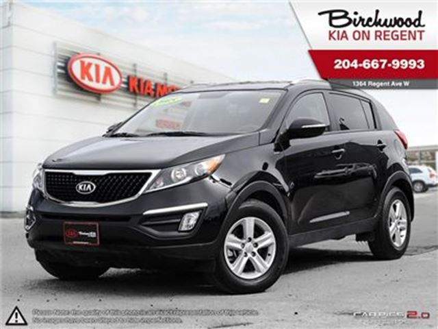 2015 Kia Sportage           in Winnipeg, Manitoba