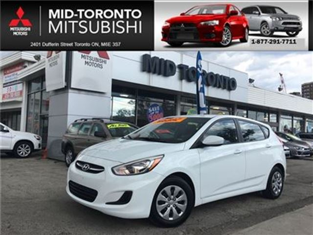 2016 HYUNDAI ACCENT GL* low kms in Toronto, Ontario