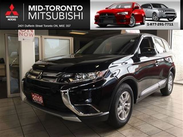 2016 MITSUBISHI OUTLANDER ES**NEW VEHICLE in Toronto, Ontario