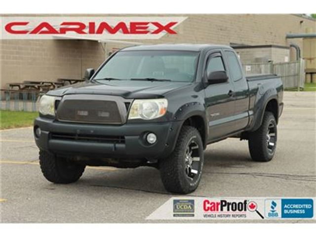 2009 Toyota Tacoma Base V6   4x4   CERTIFIED in Kitchener, Ontario
