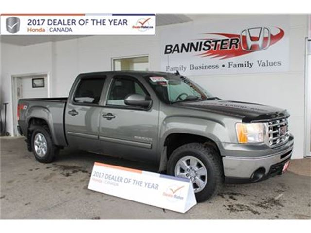2011 GMC SIERRA 1500 SLT in Vernon, British Columbia