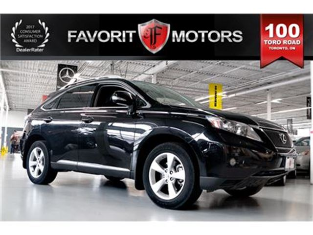 2010 LEXUS RX 350 AWD   LTHR   MOONROOF   CLIMATE CONTROL SEATS in Toronto, Ontario