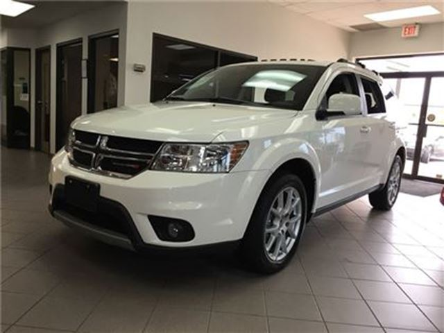 2016 Dodge Journey Limited in Fonthill, Ontario