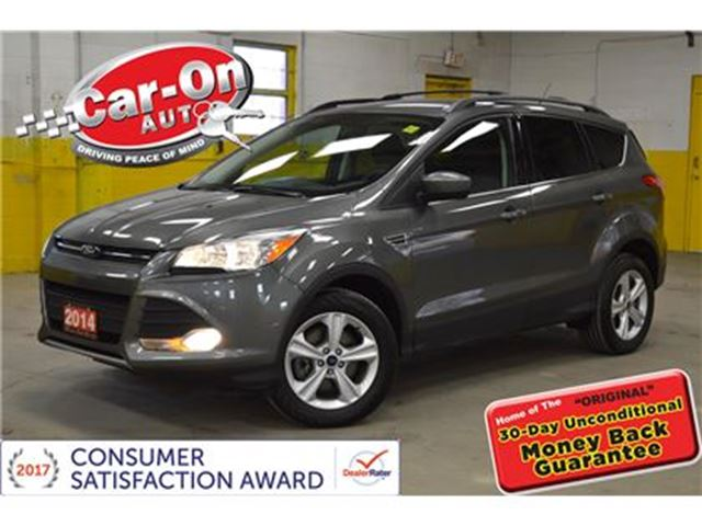 2014 FORD ESCAPE SE AWD HEATED SEATS ALLOYS SYNC BACKUP CAM in Ottawa, Ontario