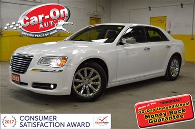 2012 CHRYSLER 300 LIMITED LEATHER PANO ROOF ONLY 58000 KM in Ottawa, Ontario