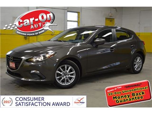 2014 Mazda MAZDA3 Sport GS SKYACTIVE HEATED SEATS BACKUP CAM BLUETOOTH in Ottawa, Ontario