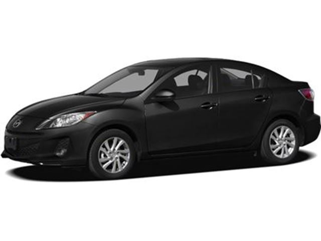 2012 MAZDA MAZDA3 GS-SKY (M6) in Coquitlam, British Columbia