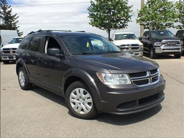 2015 Dodge Journey Canada Value Package,Keyless entry**A/C in Mississauga, Ontario