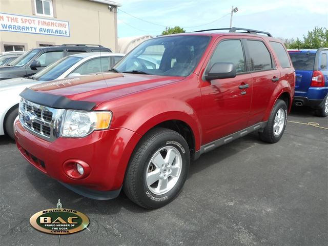 2011 FORD ESCAPE XLT Automatic 3.0L in Hamilton, Ontario