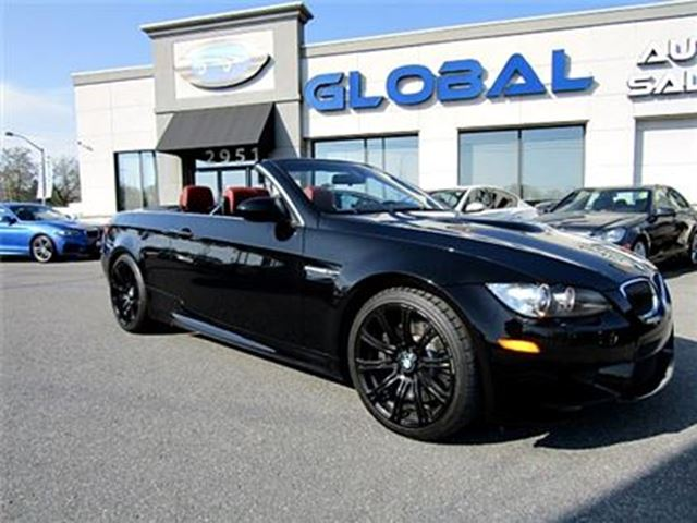 2008 BMW M3 Convertible in Ottawa, Ontario