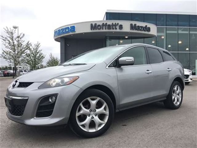 2011 Mazda CX-7 GT AWD LEATHER, SUNROOF, HEATED SEATS, BOSE in Barrie, Ontario